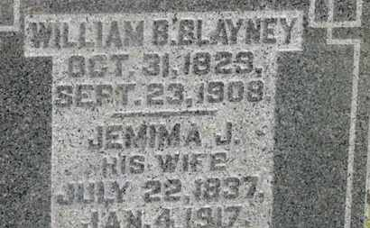 BLAYNEY, WILLIAM B. - Delaware County, Ohio | WILLIAM B. BLAYNEY - Ohio Gravestone Photos