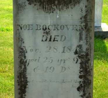 BOCKOVEN, NOE - Delaware County, Ohio | NOE BOCKOVEN - Ohio Gravestone Photos