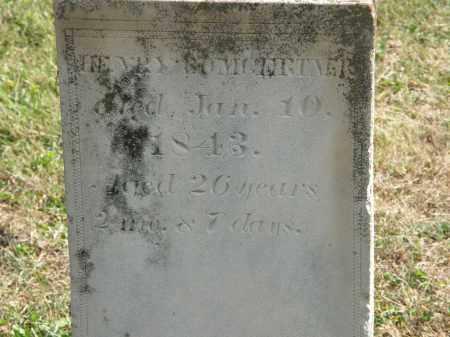 BOMGARTNER, HENRY - Delaware County, Ohio | HENRY BOMGARTNER - Ohio Gravestone Photos