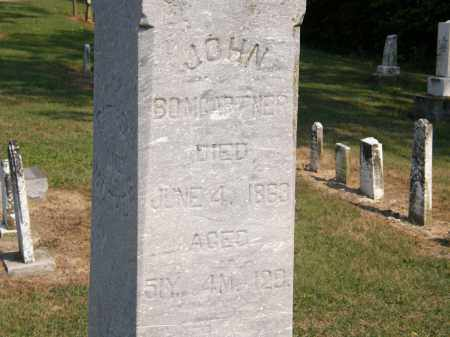 BOMGARTNER, JOHN - Delaware County, Ohio   JOHN BOMGARTNER - Ohio Gravestone Photos