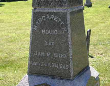 BOUIC, MARGARETT H. - Delaware County, Ohio | MARGARETT H. BOUIC - Ohio Gravestone Photos