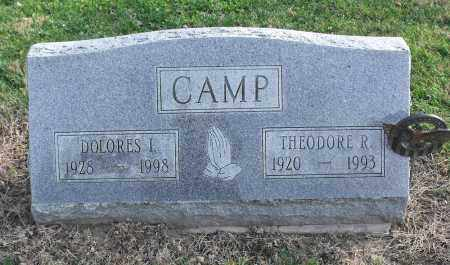 CAMP, DOLORES IMOGENE - Delaware County, Ohio | DOLORES IMOGENE CAMP - Ohio Gravestone Photos