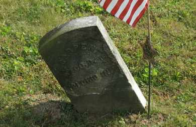 CARPENTER, W. - Delaware County, Ohio | W. CARPENTER - Ohio Gravestone Photos