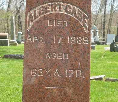 CASE, ALBERT - Delaware County, Ohio | ALBERT CASE - Ohio Gravestone Photos