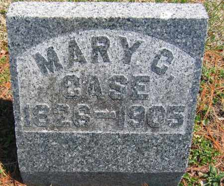 CASE, MARY C. - Delaware County, Ohio | MARY C. CASE - Ohio Gravestone Photos