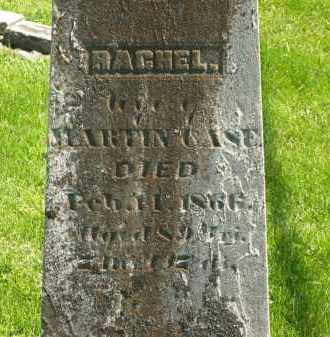 CASE, RACHEL - Delaware County, Ohio | RACHEL CASE - Ohio Gravestone Photos