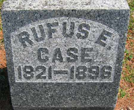 CASE, RUFUS E. - Delaware County, Ohio | RUFUS E. CASE - Ohio Gravestone Photos