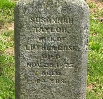 CASE, SUSANNAH - Delaware County, Ohio | SUSANNAH CASE - Ohio Gravestone Photos