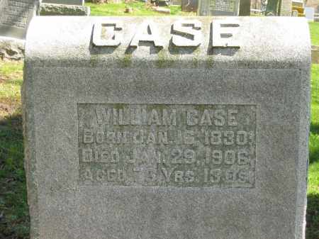 CASE, WILLIAM - Delaware County, Ohio | WILLIAM CASE - Ohio Gravestone Photos