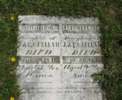 CELLAR, J. - Delaware County, Ohio | J. CELLAR - Ohio Gravestone Photos
