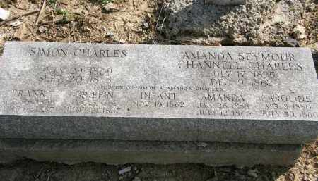 CHARLES, SIMON - Delaware County, Ohio | SIMON CHARLES - Ohio Gravestone Photos