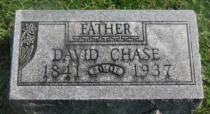 CHASE, DAVID - Delaware County, Ohio | DAVID CHASE - Ohio Gravestone Photos