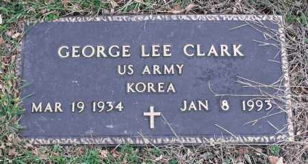 CLARK, GEORGE LEE - Delaware County, Ohio | GEORGE LEE CLARK - Ohio Gravestone Photos