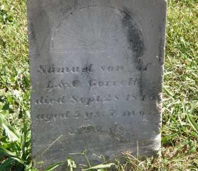 CORRELL, L. - Delaware County, Ohio | L. CORRELL - Ohio Gravestone Photos