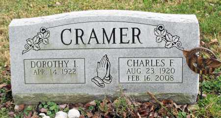 CRAMER, CHARLES FRANCIS - Delaware County, Ohio | CHARLES FRANCIS CRAMER - Ohio Gravestone Photos