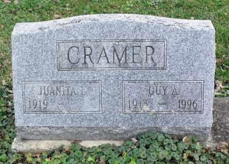 CRAMER, GUY A. - Delaware County, Ohio   GUY A. CRAMER - Ohio Gravestone Photos