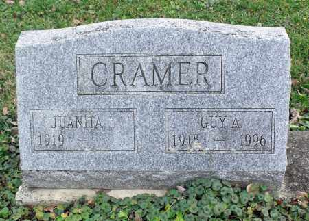 CRAMER, GUY A. - Delaware County, Ohio | GUY A. CRAMER - Ohio Gravestone Photos