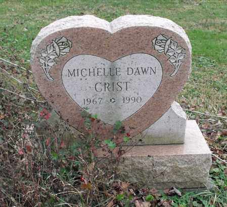 CRIST, MICHELLE DAWN - Delaware County, Ohio | MICHELLE DAWN CRIST - Ohio Gravestone Photos