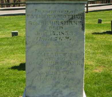 CRUIKSHANK, GEO. - Delaware County, Ohio | GEO. CRUIKSHANK - Ohio Gravestone Photos