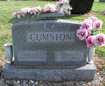 WELLS CUMSTON, GRACE - Delaware County, Ohio | GRACE WELLS CUMSTON - Ohio Gravestone Photos
