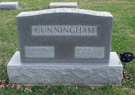 CUNNINGHAM, KAY K. - Delaware County, Ohio | KAY K. CUNNINGHAM - Ohio Gravestone Photos