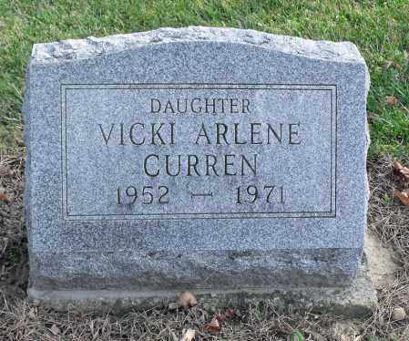 CURREN, VICKI ARLENE - Delaware County, Ohio | VICKI ARLENE CURREN - Ohio Gravestone Photos
