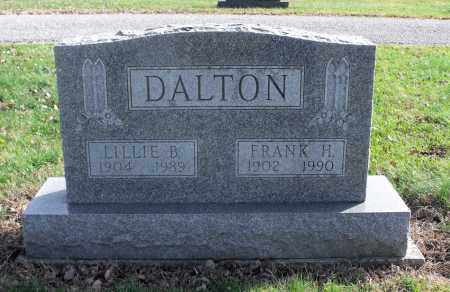 DALTON, LILLIE B. - Delaware County, Ohio | LILLIE B. DALTON - Ohio Gravestone Photos