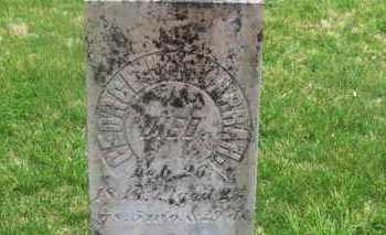 DARRAH, GEORGE W. - Delaware County, Ohio | GEORGE W. DARRAH - Ohio Gravestone Photos