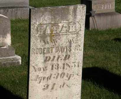 DAVIS, ROBERT, JR. - Delaware County, Ohio | ROBERT, JR. DAVIS - Ohio Gravestone Photos