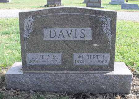 DAVIS, WILBERT L. - Delaware County, Ohio | WILBERT L. DAVIS - Ohio Gravestone Photos