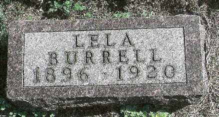 BURRELL DAY, LELA MAE - Delaware County, Ohio | LELA MAE BURRELL DAY - Ohio Gravestone Photos