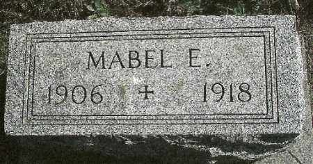DAY, MABEL E. - Delaware County, Ohio | MABEL E. DAY - Ohio Gravestone Photos