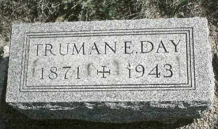 DAY, TRUMAN E. - Delaware County, Ohio | TRUMAN E. DAY - Ohio Gravestone Photos