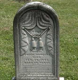 DOMIGAN, ENOCH - Delaware County, Ohio | ENOCH DOMIGAN - Ohio Gravestone Photos