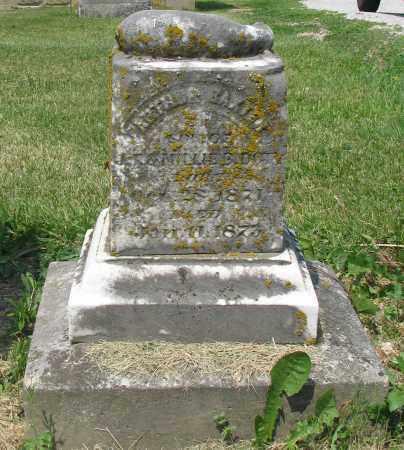 DOTY, ARTHUR BAXTER - Delaware County, Ohio | ARTHUR BAXTER DOTY - Ohio Gravestone Photos