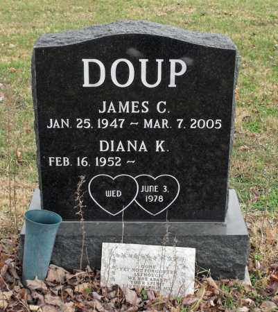 DOUP, JAMES C. - Delaware County, Ohio | JAMES C. DOUP - Ohio Gravestone Photos