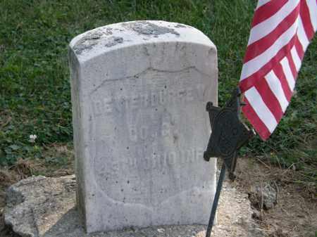 DURFEY, DEXTER - Delaware County, Ohio | DEXTER DURFEY - Ohio Gravestone Photos