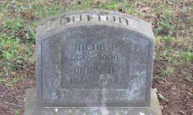 DUTTON, JACOB P. - Delaware County, Ohio | JACOB P. DUTTON - Ohio Gravestone Photos