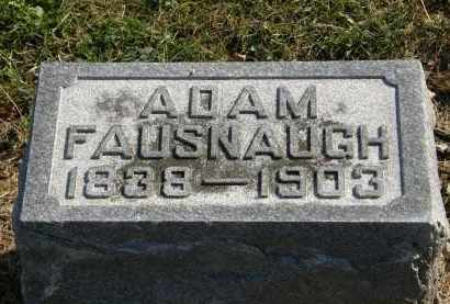 FAUSNAUGH, ADAM - Delaware County, Ohio | ADAM FAUSNAUGH - Ohio Gravestone Photos