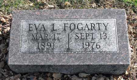 FOGARTY, EVA - Delaware County, Ohio | EVA FOGARTY - Ohio Gravestone Photos
