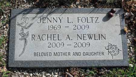 FOLTZ, JENNY LOUISE - Delaware County, Ohio | JENNY LOUISE FOLTZ - Ohio Gravestone Photos