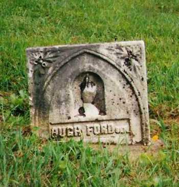 FORD, HUGH JESSE - Delaware County, Ohio   HUGH JESSE FORD - Ohio Gravestone Photos