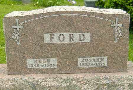 FORD, HUGH - Delaware County, Ohio | HUGH FORD - Ohio Gravestone Photos