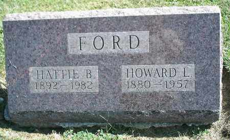 FORD, HOWARD LEE - Delaware County, Ohio | HOWARD LEE FORD - Ohio Gravestone Photos