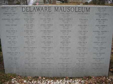 FORD, MARY A - Delaware County, Ohio   MARY A FORD - Ohio Gravestone Photos