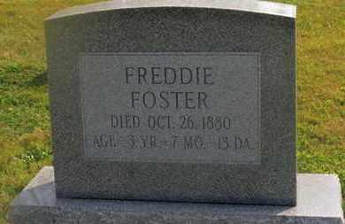 FOSTER, FREDDIE - Delaware County, Ohio | FREDDIE FOSTER - Ohio Gravestone Photos