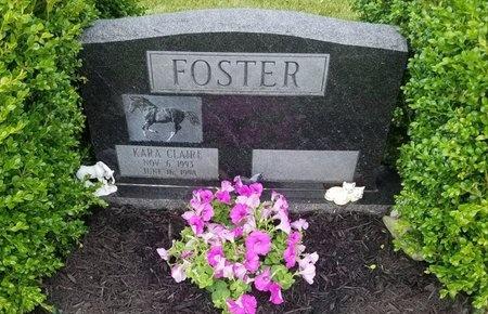 FOSTER, KARA - Delaware County, Ohio | KARA FOSTER - Ohio Gravestone Photos