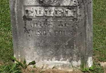 FOUST, WILLIAM - Delaware County, Ohio | WILLIAM FOUST - Ohio Gravestone Photos