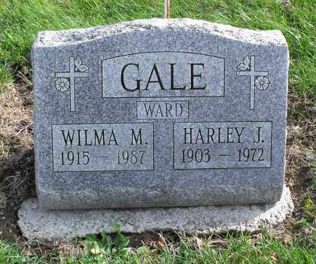 WARD GALE, WILMA M. - Delaware County, Ohio | WILMA M. WARD GALE - Ohio Gravestone Photos