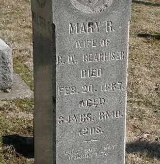 GEARHISER, G. W. - Delaware County, Ohio | G. W. GEARHISER - Ohio Gravestone Photos